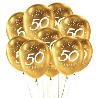 50. Goldener Hochzeitstag Geschenk
